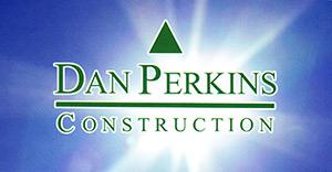Dan Perkins Solar Roofing Logo