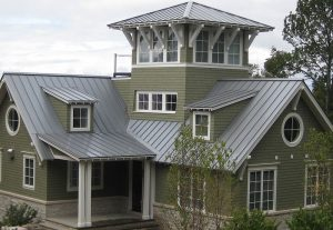 Metal Roofing Garden, Michigan