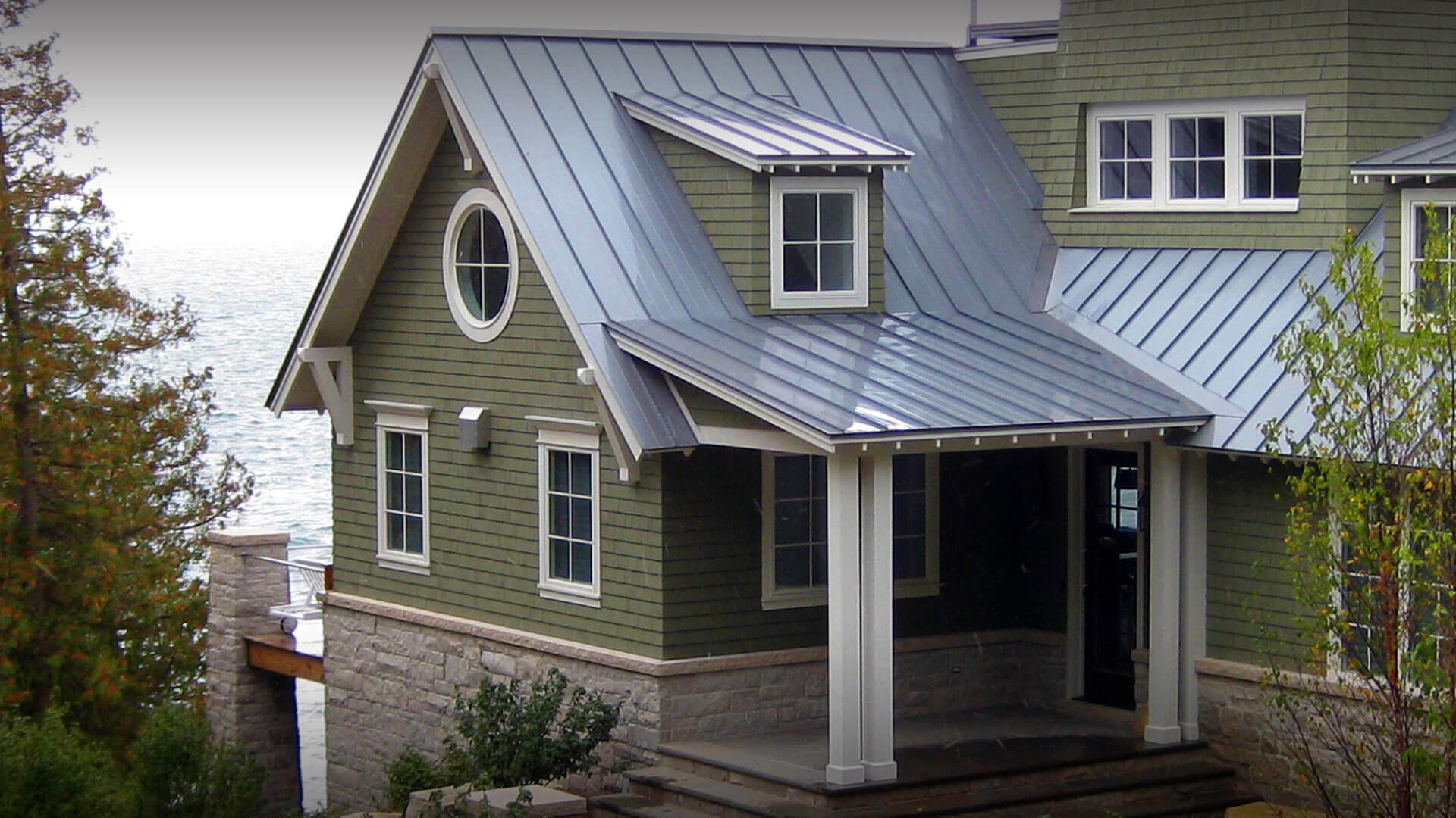 Dan Perkins Metal Roofing Serving Northern Michigan